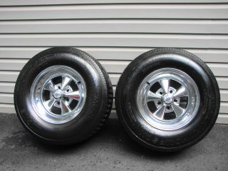 15x12 Cragar SS Wheels Custom Built Gasser Street Rod Mini Tub Ford