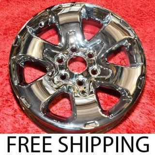 New Chrome 18 Ford F 150 FX2 FX4 OEM Factory Wheels Rims 3832 EXCHANGE