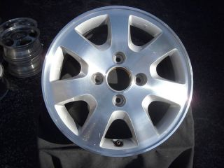 Honda Accord 00 02 Rim Wheel Alloy Used 7 Spoke 15