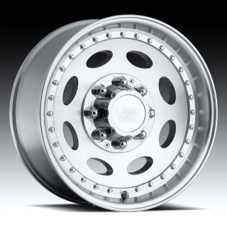 19 5 Vision 81 Machined Wheels Tires 8 Lug 8x6 5 8x170 Blow Out Sale