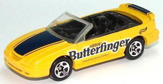 Hot Wheels Sugar Rush Series 96 Mustang Convertible