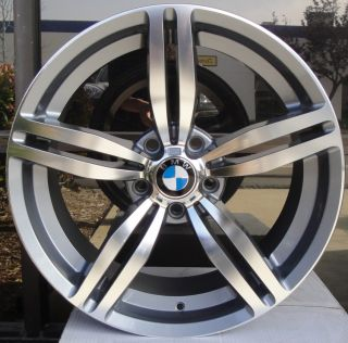 19 inch Wheels Rims Fit BMW 3 Series 325 330 335 M3 M6 Replica Two