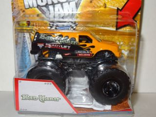 2013 HOT WHEELS MONSTER JAM TRUCKS *BAD HABIT* FIRST EDITION NEW DECO