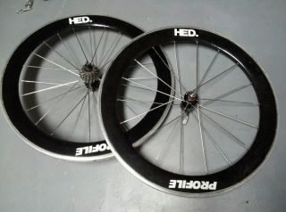Hed Profile Carbon Fiber Road Bicycle Wheels