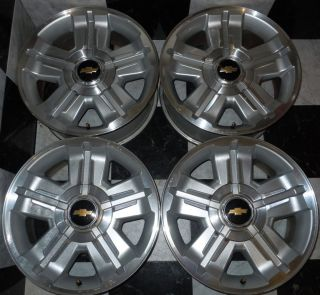 1500 Z71 18 Factory OEM Wheels Tahoe Z 71 Suburban 6 lug 88 2012 K 3