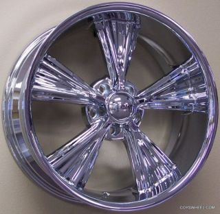 18 Coys C56 Chrome Wheels Chevy Camaro 1970 92 Intro