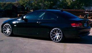 19 Monza Wheels Set BMW E90 E92 Z4 328 330 335 Set of 4 Rims and Caps