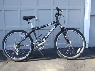 High Plains 2 4 Mountain Hybrid Bike 24 Wheels 21 Speed
