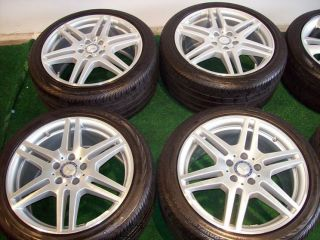 18 Mercedes E Class AMG Sport Package Wheels 212 E350 E63 E550 Factory