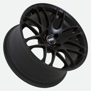 VMR 19 inch V718 Wheels Matte Black BMW 3 Series E90 E92 E93 328i