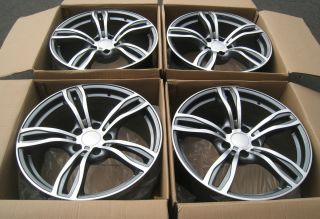 Wheels For BMW E90 E92 E93 328 330 335 M Style Rims Set 19X8 5 19x10