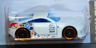 Hot Wheels 2013 Release Nissan 350Z