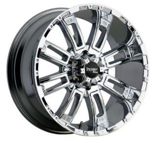 Suburban Yukon Tahoe Wrangler 17 Wheels Rims Chrome
