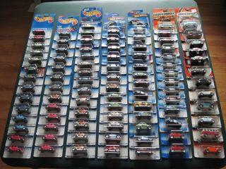 Lot of 93 New Hot Wheels Matchbox Volkswagen VW Bugs Buses Beetles