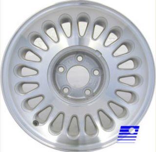 16 Mercury Grand Marquis Factory Alloy Wheel 98 02 3267