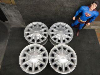 Buick Riviera Factory Alloy Stock Wheels Rims 95 96 97 98 99 OE