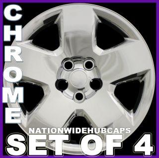 Magnum 17 Chrome Wheel Covers Bolton Full Hub Caps Steel Rim