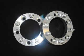 "Dodge RAM 1500 Wheel Spacers 5x5 5 Pattern 1 25"" Thick 94 01 Pair"