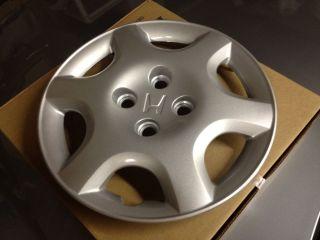 New 96 00 Genuine Honda Civic 14 6 Spoke Wheel Cover Rim Tire Hub Cap