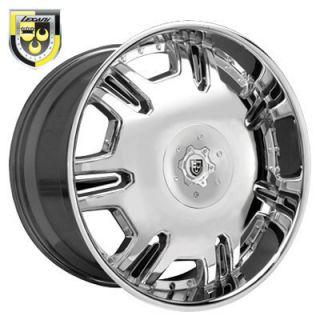 Lexani Wheels Radiant Rim Tire Impala Cutlass Donk Caprice Delta 88