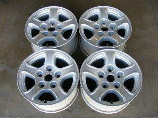 16 Dodge Dakota Wheels 97 98 99 00 01 02 03 1500 RAM Truck Rims Alloy