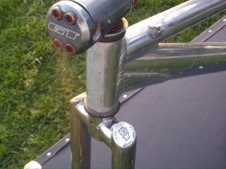 Series XL BMX Bike Frame with GT Stilleto Forks 20 Wheels Size