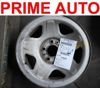 96 1996 Ford Explorer Steel Wheel Rim 15