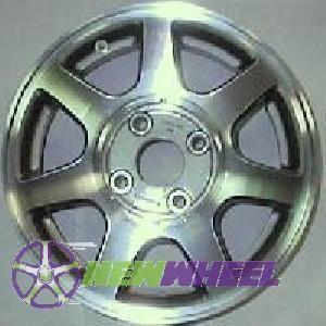 Factory Alloy Wheel Honda Accord 94 95 15 63742