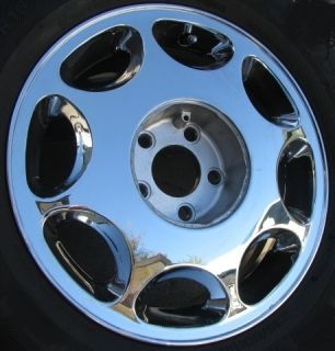 Cadillac Vogue Octavo 16 inch Chrome Wheel Rim 1