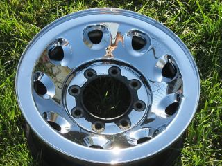16 Ford Factory Original Stock Chrome Steel Wheel Rim 3421 2