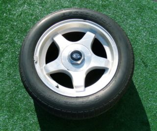 Genuine GM 1996 Chevrolet Impala SS 17 Wheels Tires