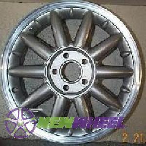 Factory Alloy Wheel Chrysler Sebring 97 00 17 2084