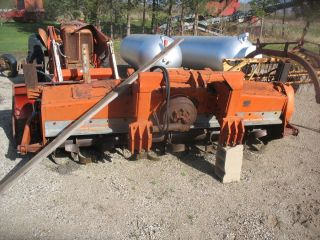 Tiller Heavy Duty Rear Wheels 100 inch Wide Good Teeth Tractor