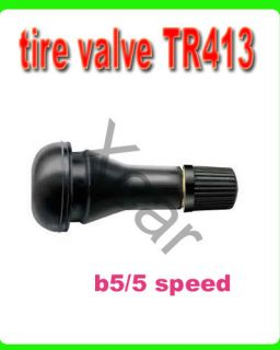 Snap in Tubeless Wheel Rim Tire Valves Stem TR413