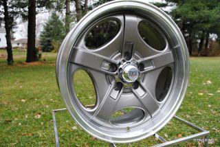 17x7 Rev 101S Hot Rod Classic Wheels Chevy Chevelle GM Pontiac Olds
