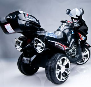 Kid Ride on 3 Wheels Motocycle Bike 6V Electric Battery Powered Toy