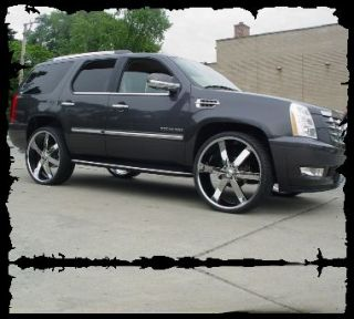 28s U 2 55 GMC Sierra Rims Only