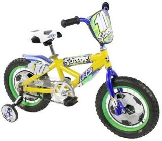 Dynacraft Lil Pro Boys Soccer Bike 14 inch Wheels