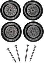 Pinewood Derby Car Official BSA Wheels and Axles