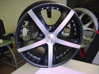 Wheels AR 882 Phantom Ford Chevy Dodge Camaro Mustang