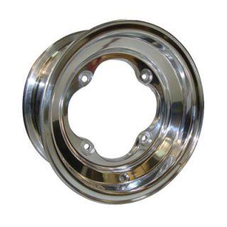 TRX 400EX 450R Ltr LTZ Z KFX 400 4 144 Front Wheel Rim 10 450 Polished
