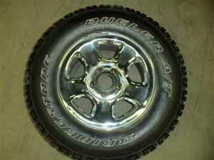 2002 2012 Dodge RAM 1500 17 Wheel Rim w Tire LKQ