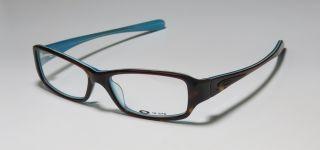 EMBLEM 2 0 51 15 127 TORTOISE BLUE FULL RIM EYEGLASS GLASSES FRAMES