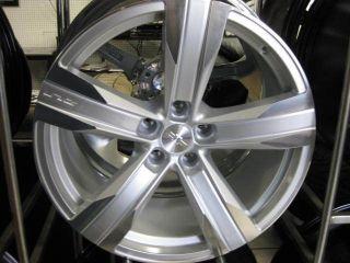 20 Chevrolet Camaro ZL1 Wheels Silver LS Lt RS SS V8 V6 Forgiato Dub