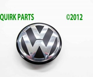 VW Volkswagen Alloy Wheel Center Cap Replacement Genuine New