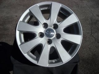 Toyota Camry 07 10 Rim Wheel 16 Alloy Used