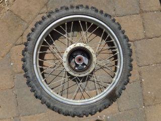 TTR125 TTR 125 Front Wheel Rim Tire Hub