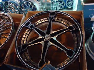 24 Forgiato Martellato Rims 6x139 7 Chevy GMC Cadillac