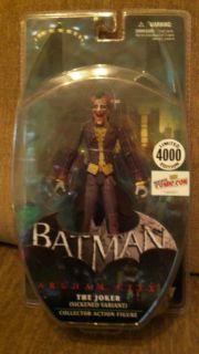 DC Direct Batman Arkham City The Joker Sickened Joker 1 of 4 000