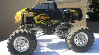 XTM x Factor 4x4 Truck T Maxx Savage Cen Axial Losi